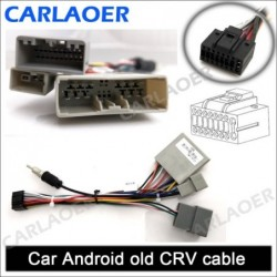 Coche 2 din Android cable...