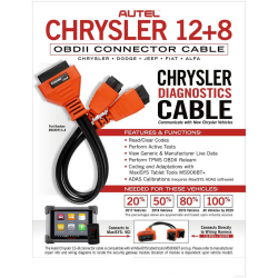 Cable programacion Chrysler...