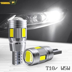 Xukey-luces Led blancas...