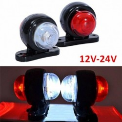 2 uds LED indicador lateral...