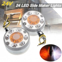 Luces LED laterales para...